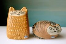 Ceramics Love / by Tu-anh P