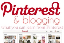 Websites and blogs / by Harriet Swindell