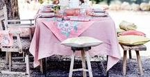Home - Art of the Table / All About Table Setting, Table Manners and Tableware