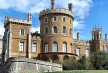 English, Scottish, Welsh and Irish Historic Buildings / by Joy Weare