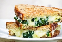 sandwiches and wraps  / by Wendy Janzen