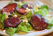 salads  / by Wendy Janzen