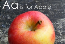 A is for Apples / by Wendy Janzen