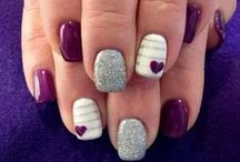 Nails ♥ / by Amber Billman-Elston