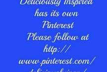 Deliciously Inspired / www.deliciouslyinspired.com