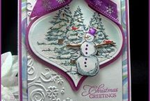 Cards, Christmas / by Diana Pastrick