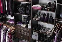 Closet Envy / For those who have so many shoes and want to have them organized so they are easy to find! / by SHOE DEPT. ENCORE