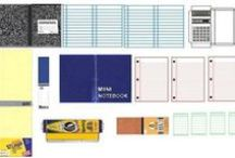 Mini Office, Stationery Shop items / by Beth Stagdon