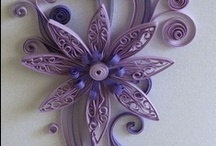 paper quilling / by Diana Pastrick