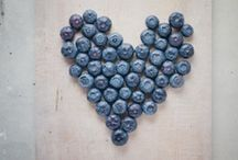 B is for Blueberries / by Wendy Janzen