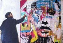 ArtLove - Basquiat, Jean-Michel / by Robin Howell Best