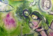 ArtLove - Chagall, Marc / by Robin Howell Best