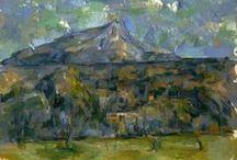 ArtLove - Cezanne, Paul / by Robin Howell Best