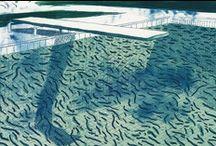 ArtLove - Hockney, David / by Robin Howell Best