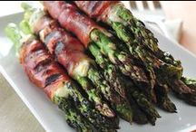 A is for Asparagus / by Wendy Janzen