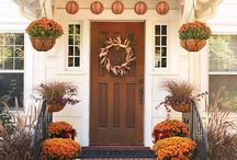 Fall Decorations / by Nicole Marie