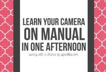 Photography Science / Learning how to use the manual settings