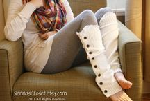 Fashionably Warm & Snuggly / by Becca Lawhon