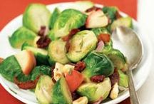 B is for Brussels Sprouts / by Wendy Janzen