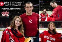 "Favorite 2013-14 Capitals Season Moments / Our contest is now closed, but feel free to keep Re-Pinning any of these Pins or post your own #ScarletCapsMoments! Visit ScarletCaps.com and follow @ScarletCaps on Twitter for our ""Pin a Moment, Win a Moment"" contest winner announcement coming soon. / by Scarlet Caps"