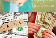 Money Saving Tips / Information on how to save money. / by Gabrielle Codianni