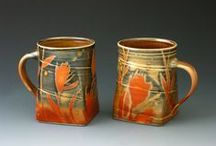 ArtLove - Cups, Tea Bowls and Mugs / by Robin Howell Best