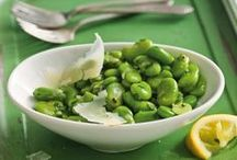 F is for Fava Beans / by Wendy Janzen
