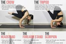 Yoga poses to try