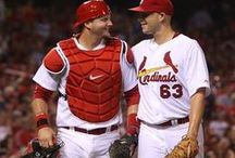 St. Louis Cardinal Baseball / The Cardinals have been my baseball team since age 4. They deserve their own board. / by Terry Linhart