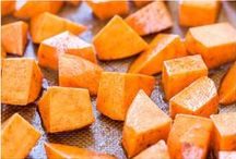 S is for Sweet Potatoes / by Wendy Janzen