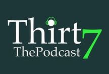 37 the Podcast / Photos, guests, links, and more from episodes of 37 the Podcast with Terry Linhart and Michael Yoder.