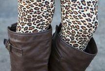 Wild Style / Cheetah, Leopard, Zebra...oh my!  / by SHOE DEPT. ENCORE