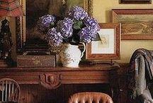 English Country Home/Art & Interiors/Ralph Lauren Equestrian