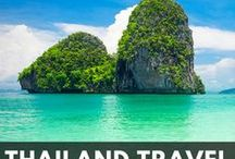 Thailand Travel / Inspiration for future travels to Thailand.  City guides, itineraries, and insider tips on the best food to try and must-do experiences in Bangkok, Chiang Mai, Phuket, and beyond. Mountains, cities, islands, and beaches in the land of smiles!