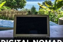 Digital Nomad / Tips, resources, and advice from current digital nomads.  Explores SEO, digital marketing, freelancing, learning new skill sets and utilizing old ones.  The most practical information for aspiring and current travelling and remote location workers and entrepreneurs.