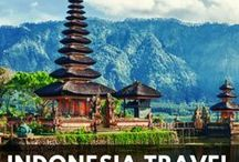 Indonesia Travel / Inspiration for future travels to Indonesia.  City guides, itineraries, and insider tips on the best food to try and must-do experiences in Bali and beyond. Practical advice on what to wear as you navigate cities, beaches, temples, and spas.