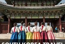 South Korea Travel / Inspiration for future travels to South Korea.  City guides, itineraries, and insider tips on the best food to try and must-do experiences in Seoul and beyond.