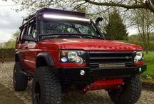 Offroad - discovery / offroad, discovery, p38