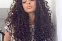 Hair styles/ Hair colors