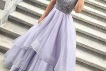 Formal dresses (long)