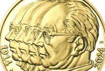 Hric designs 2013 / Miroslav Hric coins and medals designes 2013