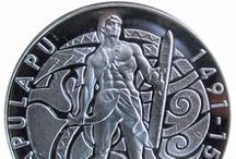 Hric designs 2015 / Miroslav Hric coins and medals designs 2015