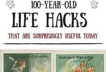 DIY / All the life hacks and crafts you need to DIY a life you love! ladiesnutrition.com