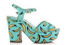 Platform heels outfit / Босоножки на массивной подошве / Образы в сочетании с босоножками на массивной подошве и каблуке