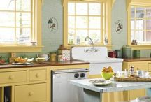 Kitchens / by Jennifer Williams
