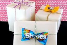 Gifts  / by Amanda Baumgartner