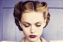 Vintage Hair / by Niki Green
