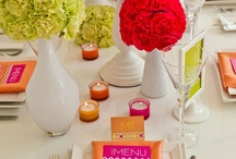 Let me entertain you / Ideas for entertaining, party planning and hospitality / by Adrienne Royer