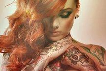 INK'€D  / Unique tattoos exquisite artwork & quotes. / by Jessica Martigani