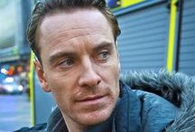 Michael Fassbender / Since I'm rather obsessed with him at the moment, Michael Fassbender gets his own board. =) / by Kat